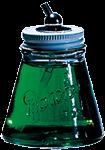 Paasche Airbrush Bottle