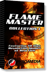 Flame Master Wrap Collection