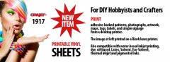 ORAJET® 1917 Printable Vinyl Sheets